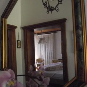 Vista della camera Matrimoniale