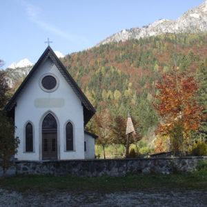 Chiesetta del Caravaggio (Calalzo di Cadore)